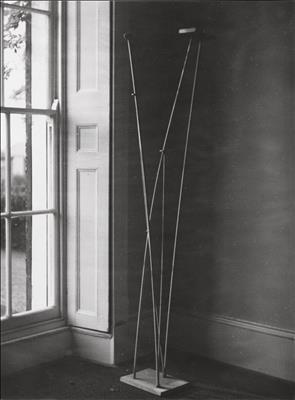Photo of 'Linear Motif' Sculpture, 1960s