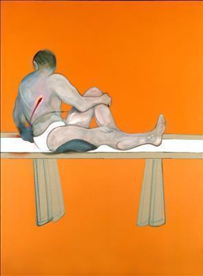 Triptych - Studies of the Human Body, 1979