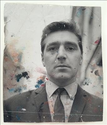 Portrait of George Dyer, c.1964