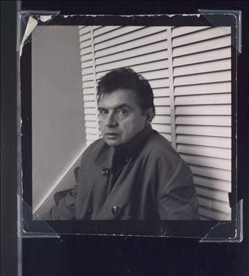 Portrait of Francis Bacon, c.1967