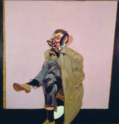 Self-Portrait, 1970 By Francis Bacon