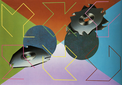 Select-O-Matic Variation n.9, 1973 By Peter Phillips