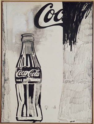 Coca-Cola, 1961 By Andy Warhol