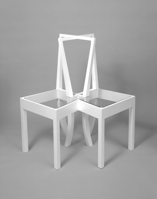 Interlocking Chair, 1995