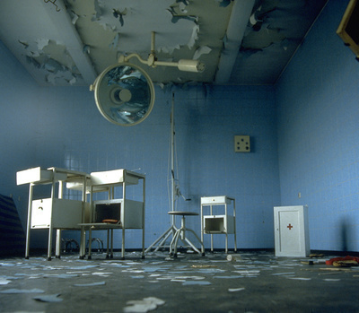 Operating Room, 1997. Stasi City series.