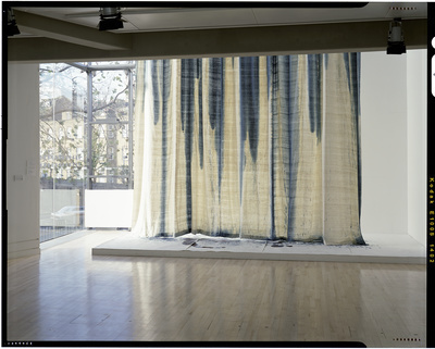 All the Rest is Silence, 1999 (installation view, Sadler's W... By Anya Gallaccio