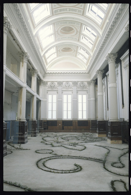 Glaschu, 1999 (installation view, Lanarkshire House, Glasgow...